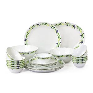 Cello Imperial Amazon Creeper Opalware Dinner Set Rs 1533 amazon dealnloot