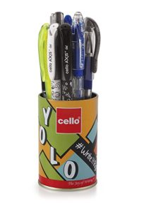 Cello Yolo Stationery Combo Pack 12 Stationery Rs 81 amazon dealnloot