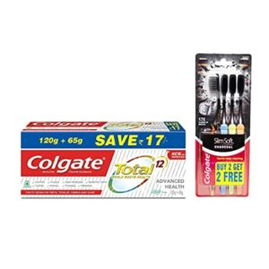 Colgate Total Deep Clean Toothpaste 185gm with Rs 199 amazon dealnloot