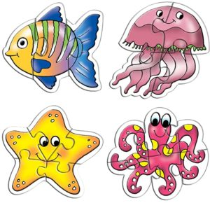 Creative Educational Aids 0737 Early Puzzles Sea Rs 38 amazon dealnloot