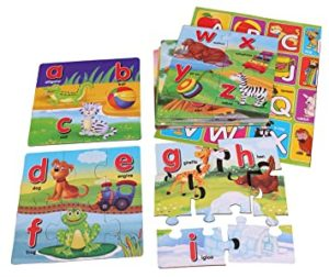Creative s My Alphabet Puzzles A to Rs 111 amazon dealnloot