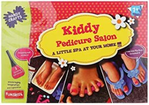 Funskool Handycrafts Pedicure Salon Rs 372 amazon dealnloot