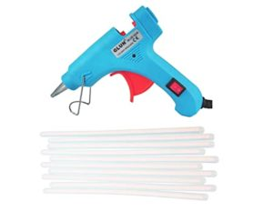 GLUN Glue Gun 20W Turquoise with 10 Rs 169 amazon dealnloot