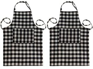 GLUN WATERPROOF COTTON APRON WITH ADJUSTABLE NECK Rs 99 amazon dealnloot