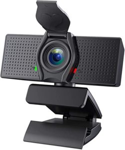 Invektrix 1080P Webcam with Microphone and Privacy Rs 2124 amazon dealnloot