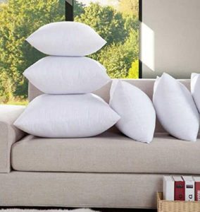 JDX White Filler Cushion 12X12 or 30X30 Rs 275 amazon dealnloot