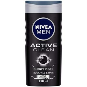 NIVEA Men Shower Gel Active Clean Body Rs 100 amazon dealnloot