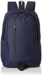 Nike 18 cms Obsidian Black Casual Backpack Rs 999 amazon dealnloot