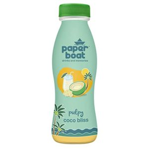 Paper Boat Pulpy Coco Bliss Coconut Drink Rs 243 amazon dealnloot
