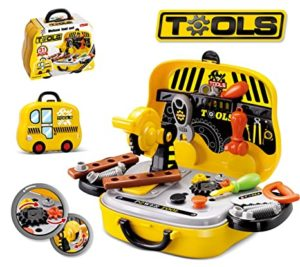 Popsugar Kids Tool Set for Toddlers Tools Rs 303 amazon dealnloot