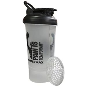 PowerMax Fitness PSB 6S W 600ml Protein Rs 128 amazon dealnloot