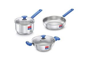 Prestige Platina Special BYK Stainless Steel Cookware Rs 1999 amazon dealnloot