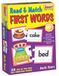 Smart Read and Match First Words