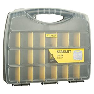 Stanley STST73822 8 POLY SMALL ORGANIZER Rs 219 amazon dealnloot