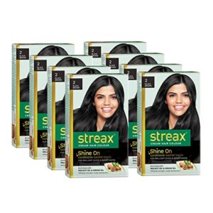 Streax Cream Hair Colour For Women Men Rs 231 amazon dealnloot