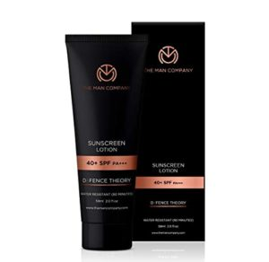 The Man Company Water Resistant Sunscreen Lotion Rs 349 amazon dealnloot