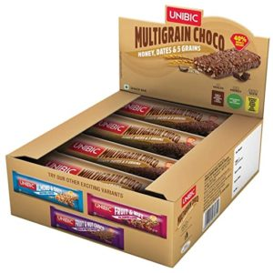 Unibic Snack Bar Multigrain Choco 12 x Rs 240 amazon dealnloot