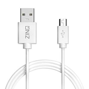 Zinq Super Durable Micro to USB 2 Rs 79 amazon dealnloot