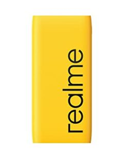 realme 10000mAh 12W Quick Charge Li Polymer Rs 699 amazon dealnloot