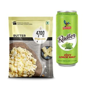 4700BC Instant Popcorn Butter 90g with Free Rs 33 amazon dealnloot