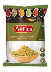 APLUS CORAINDER Powder Pouch 2 x 500 Rs 121 amazon dealnloot