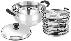 Amazon Brand Solimo Stainless Steel Induction Bottom Rs 817 amazon dealnloot