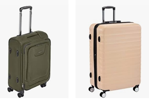AmazonBasics luggage