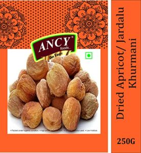 Ancy Special Sweet and Fresh khurmani Apricot Rs 168 amazon dealnloot