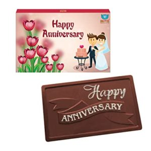 BOGATCHI Anniversary Gift for Parents Greetings Dark Rs 100 amazon dealnloot