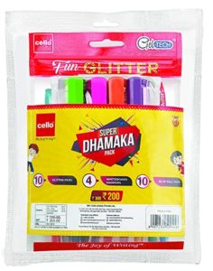 Cello Dhamaka Stationery Kit Combo Pack of Rs 109 amazon dealnloot