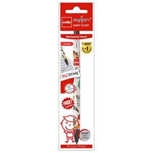 Cello Smarty Easy Click Mechanical Pencil Pack Rs 196 amazon dealnloot