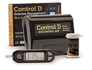 Control D Blood Glucose Monitor Pack of Rs 199 amazon dealnloot