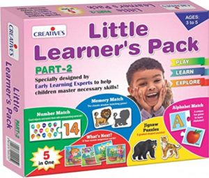 Creative s 0251 Little Learners Pack 2 Rs 226 amazon dealnloot