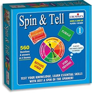 Creative s Spin and Tell 1 Multi Rs 122 amazon dealnloot