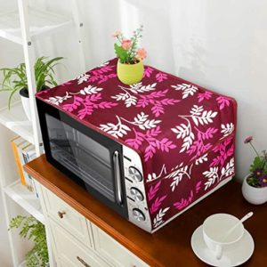 E Retailer Polyester 3 Layered Microwave Oven Rs 52 amazon dealnloot