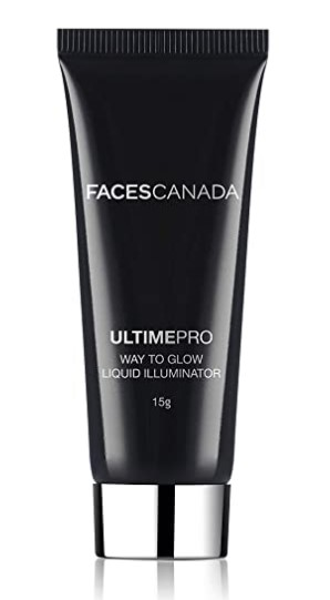 Faces Canada Ultime Pro Way To Glow Illuminator 15g Topaz 01 (Copper)