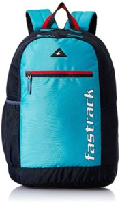 Fastrack 25 Ltrs Blue Casual Backpack A0792NBL01 Rs 499 amazon dealnloot
