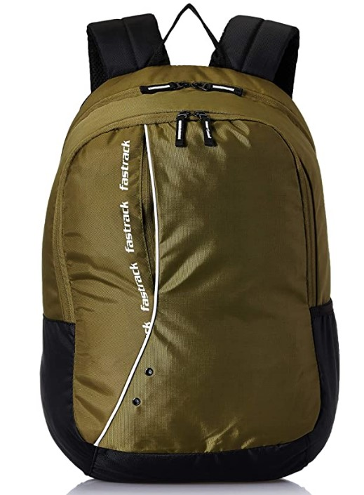 Fastrack 48.3 cms Olive Casual Backpack (A0788NOL01)