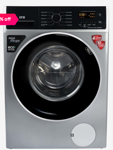 IFB 6.5 kg 5 Star Fully-Automatic Front Load Washing Machine
