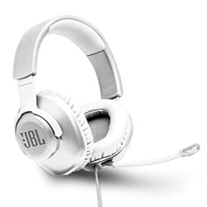 JBL Quantum 100 Wired Over Ear Gaming Rs 1899 amazon dealnloot