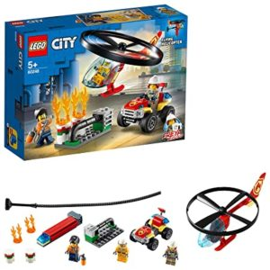 LEGO 60248 Fire Helicopter Response Rs 1000 amazon dealnloot