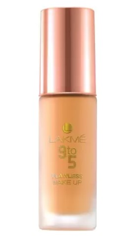 Lakmé 9 to 5 Flawless Makeup Foundation