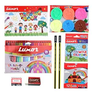 Luxor Play from home combo with Zipper Rs 161 amazon dealnloot