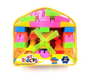 Negi Amazing Building Block for Kids 51 Rs 79 amazon dealnloot