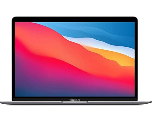New Apple MacBook Air with Apple M1 Chip (13-inch, 8GB RAM, 256GB SSD)