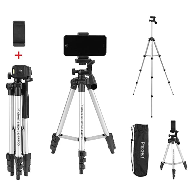 Photron STEDY 350 Tripod with Mobile Holder