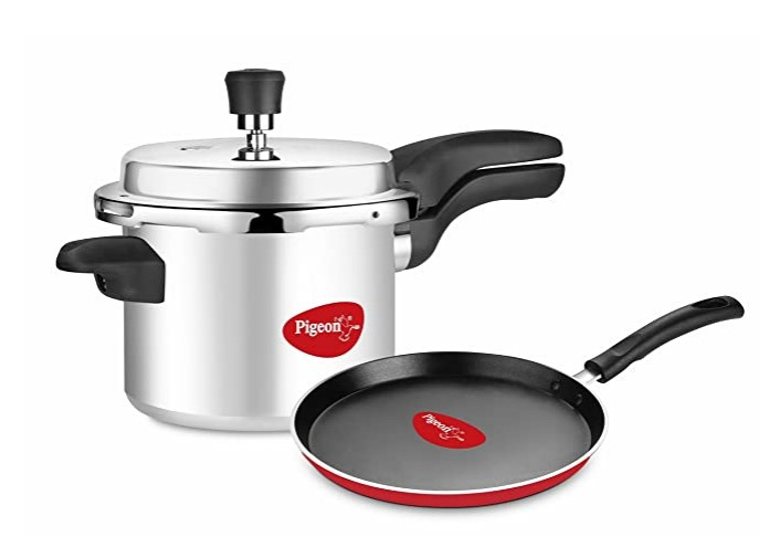 Pigeon by Stovekraft Induction Base 2-in-1 Junior Pack