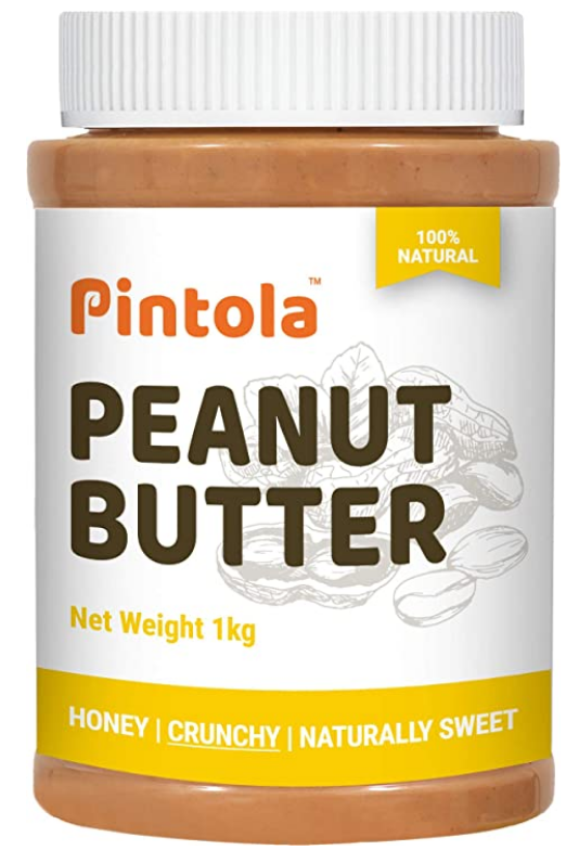 Pintola All Natural Honey Peanut Butter