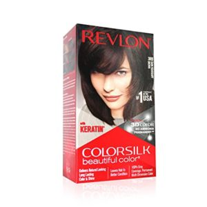 REVLON Color Silk Hair Color 3D Color Rs 257 amazon dealnloot