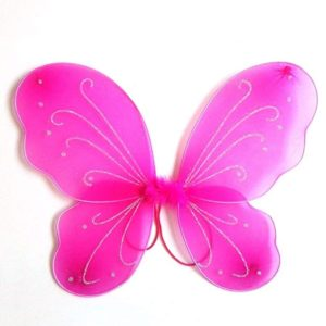 ROYALS Fairy Butterfly Wings Costume for Baby Rs 39 amazon dealnloot